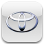 Ключи Toyota