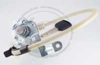 Личинка замка передней левой водительской двери с тросиком Honda CR-V 3 2006-2012 в комплекте с ключом зажигания (лезвие HON66)