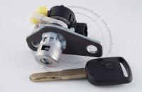 Личинка замка багажника Honda Civic после 2009 в комплекте с ключом зажигания (лезвие HON66)