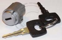 Личинка замка зажигания (замок зажигания) для Mercedes-Benz W123 / Мерседес-Бенц W123 в комплекте с ключом