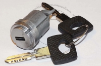 Личинка замка зажигания (замок зажигания) для Mercedes-Benz W124 / Мерседес-Бенц W124 (старый кузов) в комплекте с ключом