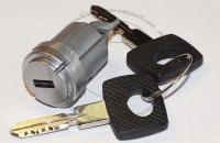 Личинка замка зажигания (замок зажигания) для Mercedes-Benz 190 (W201) / Мерседес-Бенц 190 (W201) (старый кузов) в комплекте с ключом