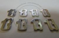 Ремкомплект замка зажигания Ауди - набор кодовых рамок секретного механизма замка.