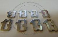 Ремкомплект замка зажигания БМВ - набор кодовых рамок секретного механизма замка.