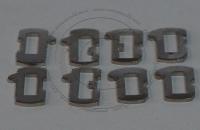 Ремкомплект замка зажигания Фиат - набор кодовых рамок секретного механизма замка.