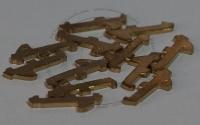 Ремкомплект замка зажигания Хендай - набор кодовых рамок секретного механизма замка.