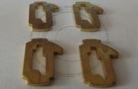Ремкомплект замка зажигания Тойота - набор кодовых рамок секретного механизма замка.
