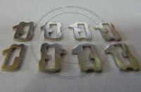 Ремкомплект замка зажигания Фольксваген - набор кодовых рамок секретного механизма замка.