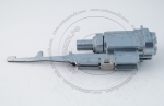 Личинка замка зажигания Honda Fit Aria 2002-2009 (GD6, GD7, GD8, GD9) в комплекте с ключом зажигания (лезвие HON66)