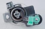 Личинка замка передней левой водительской двери Honda Accord 7 2002-2008 (CL7, CL8, CL9, CM1, CM2, CM3) в комплекте с ключом зажигания (лезвие HON66)