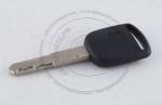 Личинка замка передней левой водительской двери с тросиком Honda Civic 8 2005-2012 в комплекте с ключом зажигания (лезвие HON66)