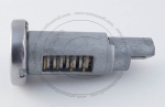 Комплект личинок Chevrolet Malibu 2012-2015 (V300) на 2 замка: зажигание, водительская дверь + ключ зажигания (лезвие HU100)