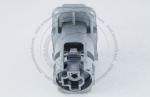 Личинка замка передней левой водительской двери Opel Mokka 2012-2015+ в комплекте с ключом зажигания (лезвие HU100)