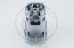 Личинка замка передней левой водительской двери Opel Adam 2012-2015+ (HB3) в комплекте с ключом зажигания (лезвие HU100)