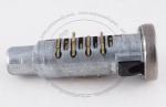 Личинка замка зажигания Opel в комплекте с ключом зажигания (лезвие HU100)