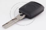 Комплект личинок Skoda Superb (B6 / 3T) 2008-2015 на 2 замка: зажигание, водительская дверь + ключ зажигания (лезвие HU66)