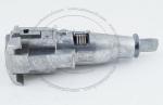 Комплект личинок Skoda Octavia (A5 / Mk2 / 1Z) 2004-2013 на 2 замка: зажигание, водительская дверь + ключ зажигания (лезвие HU66)