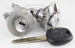 Комплект личинок Toyota Avensis (2 шт: зажигание, дверь), 2003-2010 (T250) (TOY47)