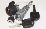 Комплект замков Volkswagen Jetta (Sagitar) (3 шт.) 2005-2010 г.в.